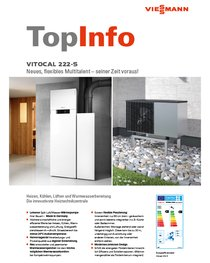 TopInfo VITOCAL 222-S