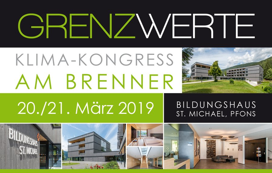 Klima-Kongress am Brenner