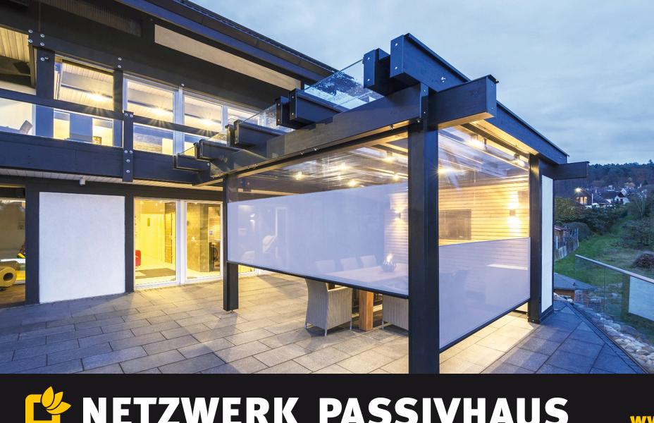 Netzwerk passivhaus bauen wohnen wohlf hlen im for Passivhaus bauen