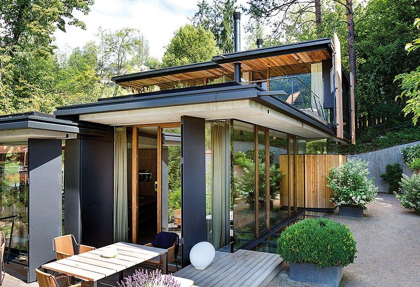 Netzwerk passivhaus bauen wohnen wohlf hlen moderner for Passivhaus bauen