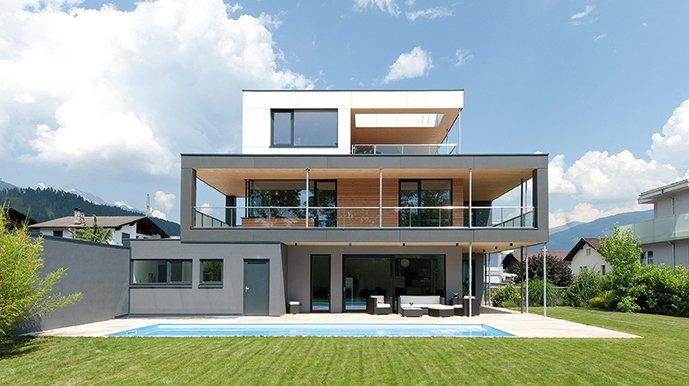 Netzwerk passivhaus bauen wohnen wohlf hlen hybrid for Passivhaus bauen