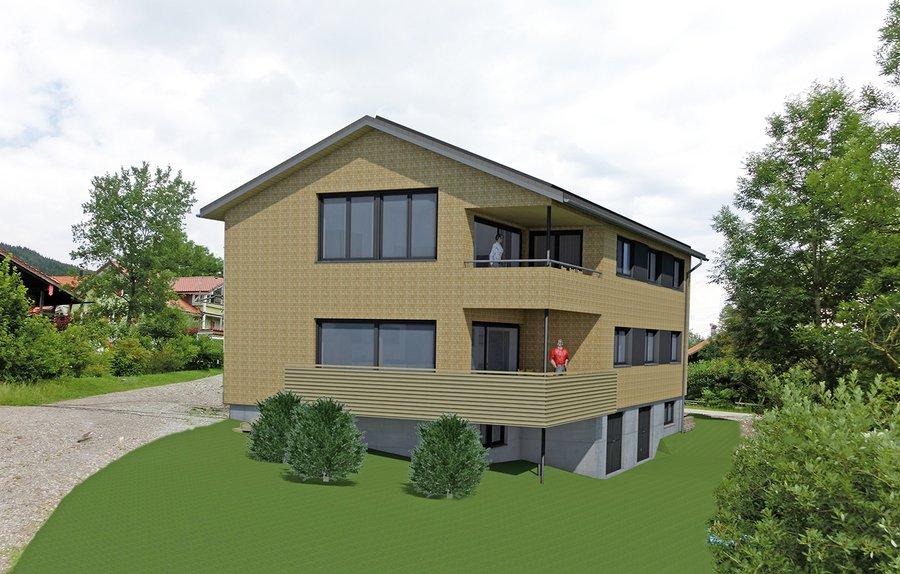 Netzwerk Passivhaus Bauen Wohnen Wohlfuhlen Doppelwohnhaus Mit